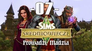 The Sims Średniowiecze #07 - Elfka, wyprawa i wszy