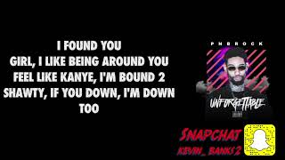 PnB Rock-Unforgettable ( Lyrics)