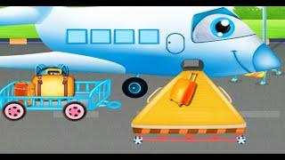 Мультики про самолеты. Будни аэропорта. Мультфильмы про самолетики для детей смотреть онлайн.