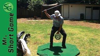Golf Downswing Transition Drill!    Golf Tips