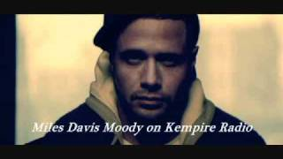 Model/Actor, Miles Davis Moody Talks Jennifer Hudson