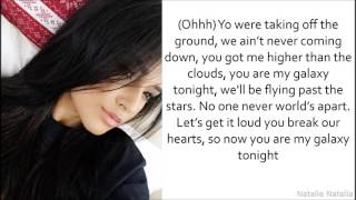 Becky G - You Da One (with lyrics)