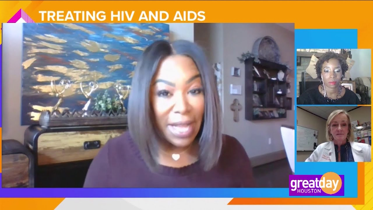 KHOU - Great Day Houston - HIV/AIDS Awareness Month