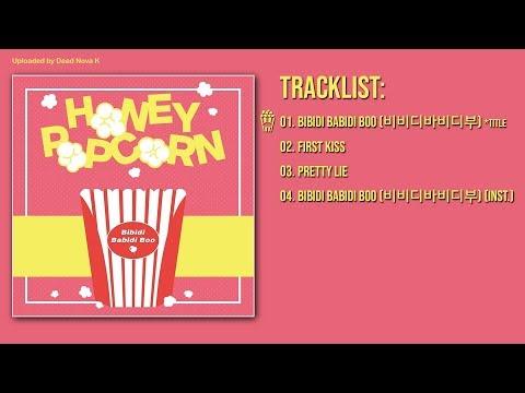 [FULL ALBUM] Honey Popcorn (허니팝콘) - Bibidi Babidi Boo