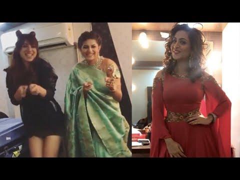 Bigg Boss 11: Arshi Khan, Priyank Sharma, Benafsha Soonawalla And Sapna Choudhary For Finale Night