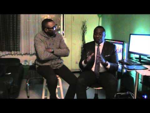 Henri Paul Vungbo présente Wazabanga Charles Bruxelles 2015