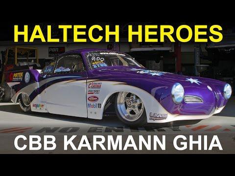 Mike Kristen and his turbocharged Karmann Ghia - Haltech Heroes