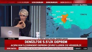 denizli acıpayam 39 da 5 5 39 lik deprem meydana geldi