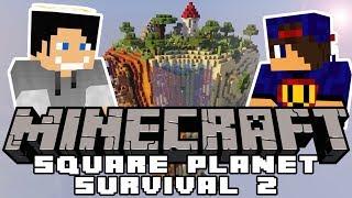Już prawie... Koniec Minecraft: Square Planet Survival 2 #10 @Undecided