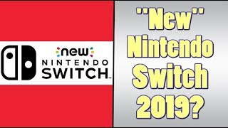 NEW Nintendo Switch in 2019, Mega Man Movie, Pocket Nintendo Wii
