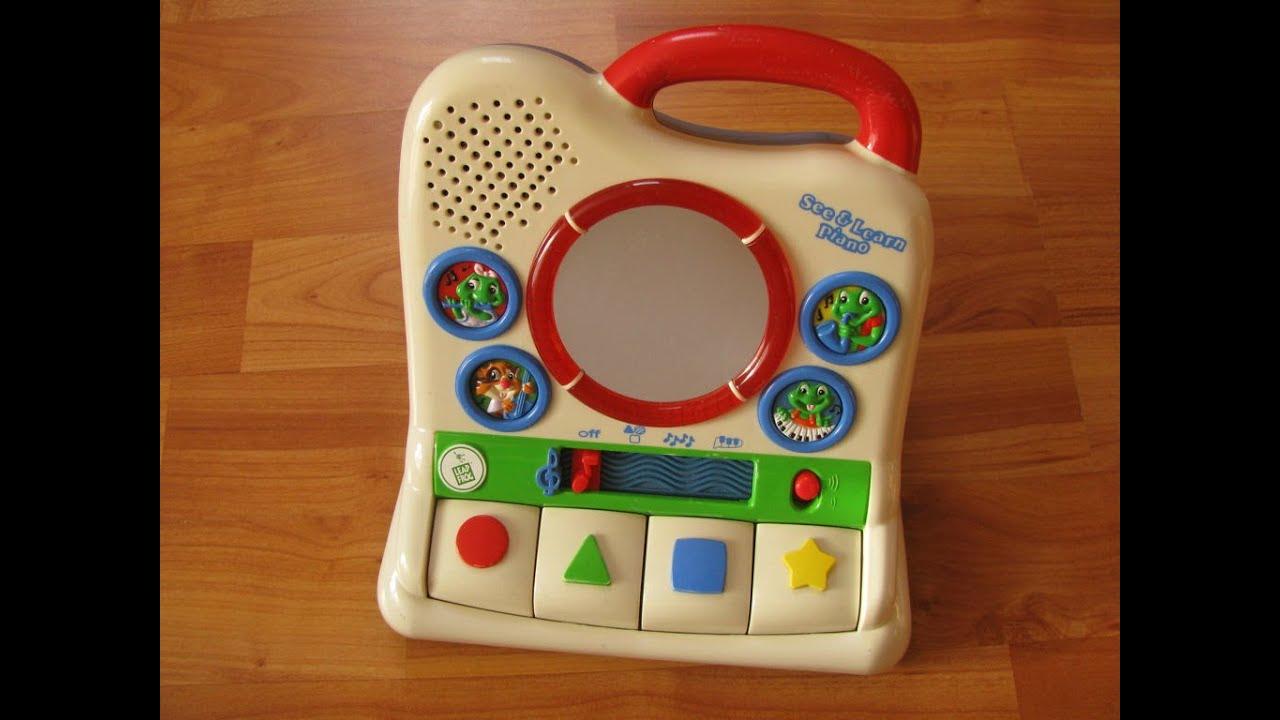 "LeapFrog Poppin' Play Piano - Toys""R""Us"