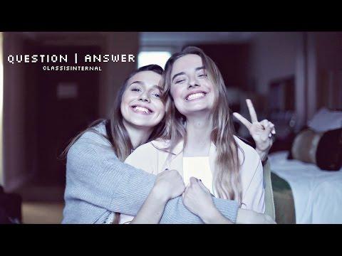 видео: Спросите Соню и Машу ♥ любовь, дружба, карьера.
