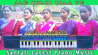ALE KULHI TALA TE // SANTALI BAPLA HIT SONG PIANO MUSIC