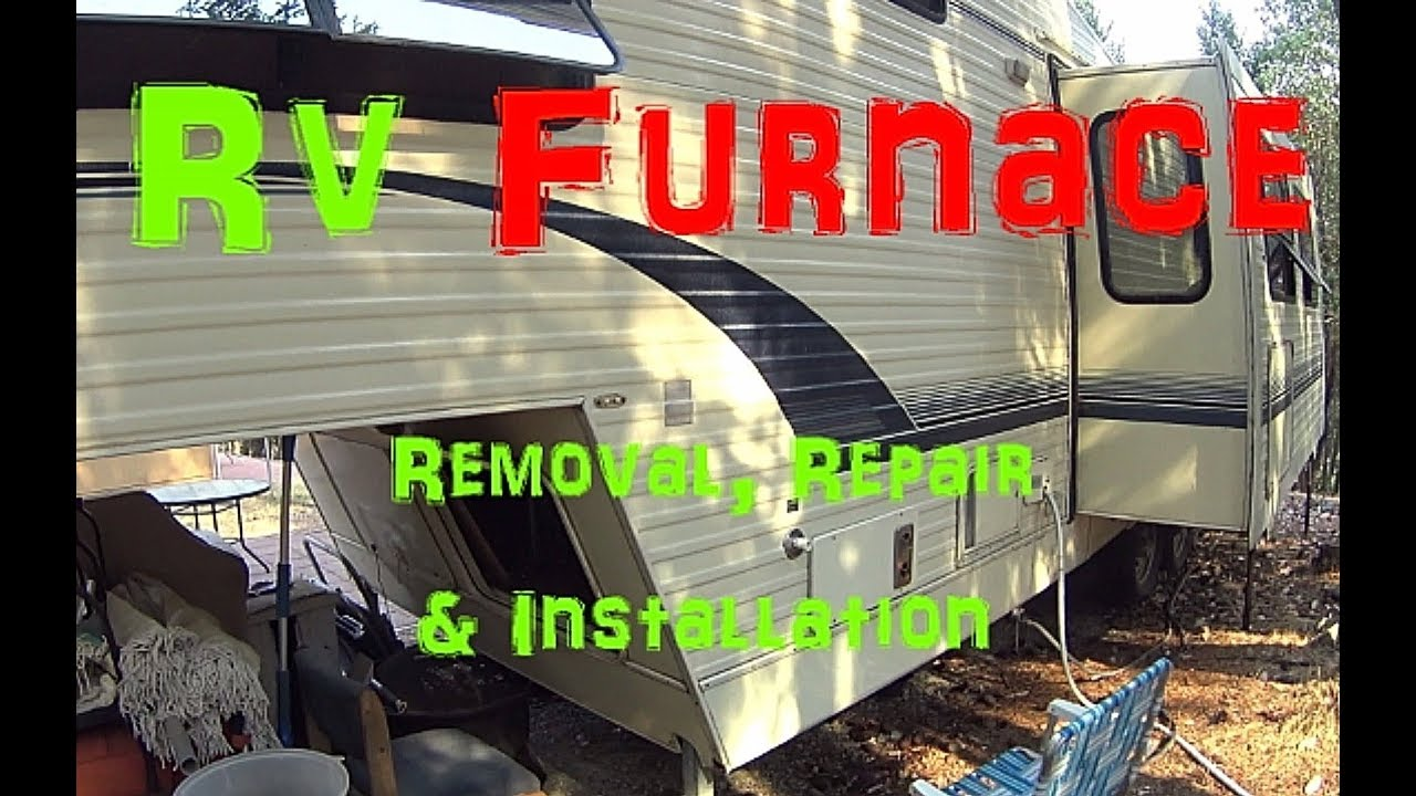 rv furnace removal repair u0026 installation suburban sf 30 shownrv furnace removal  [ 1280 x 720 Pixel ]