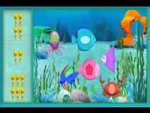Team Umizoomi Aquarium Adventure Game YouTube   YouTube