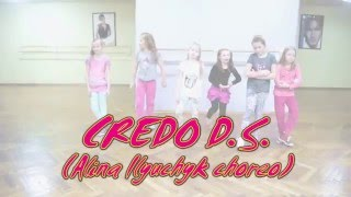 Open Kids НЕ ТАНЦУЙ! CREDO dance school (Alina Ilyuchyk choreo)