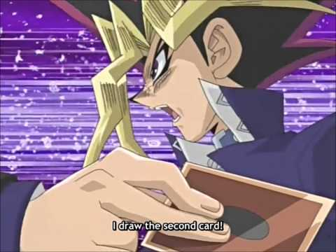 Yu-Gi-Oh! Duel Monsters - Yami Yugi Overkills Weevil