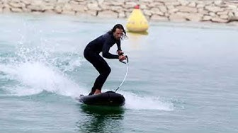 Lampuga Electric Surfboards 2019
