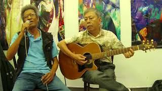 Ông Tây hát tiếng Việt - Nỗi lòng người đi | Trình bày : Hải Ninh | Guitar : Văn Doanh