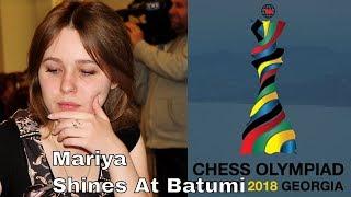Bernardo Roselli Mailhe vs Nenad Sulava 43rd Chess Olympiad 2018