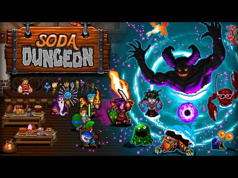 Soda Dungeon (by Armor Games Inc.) - iOS / Android - HD Gameplay Trailer