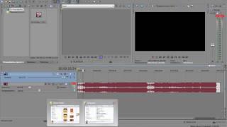 Видео урок (Sony Vegas Pro 11)