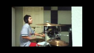 The Motto - Drake ft. Wiz Khalifa & Lil Wayne DRUM COVER