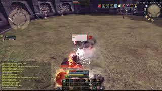 RaiderZ Legend / PvP practice with Ikirito