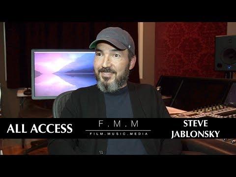 All Access: Steve Jablonsky