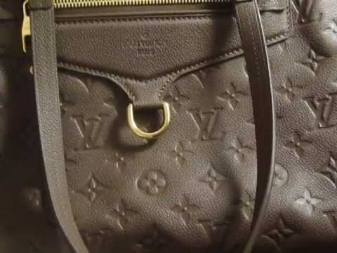 Louis Vuitton~Monogram Empreinte Lumineuse PM~My Newest Addition ... 04e00e5cf1d9e