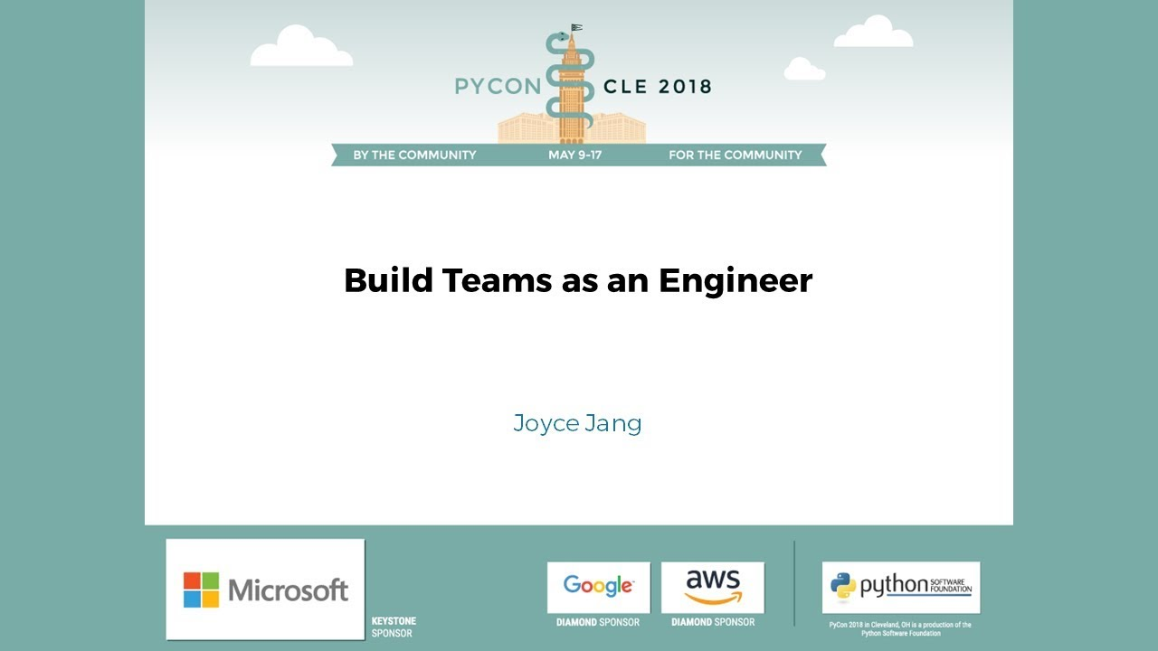 Image from Build Teams as an Engineer