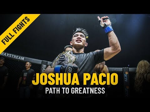 Joshua Pacio's Path To Greatness | ONE: Full Fights & Features
