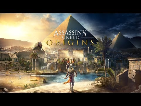 Assassin's Creed Origins / Walkthrough #1 /Pubg