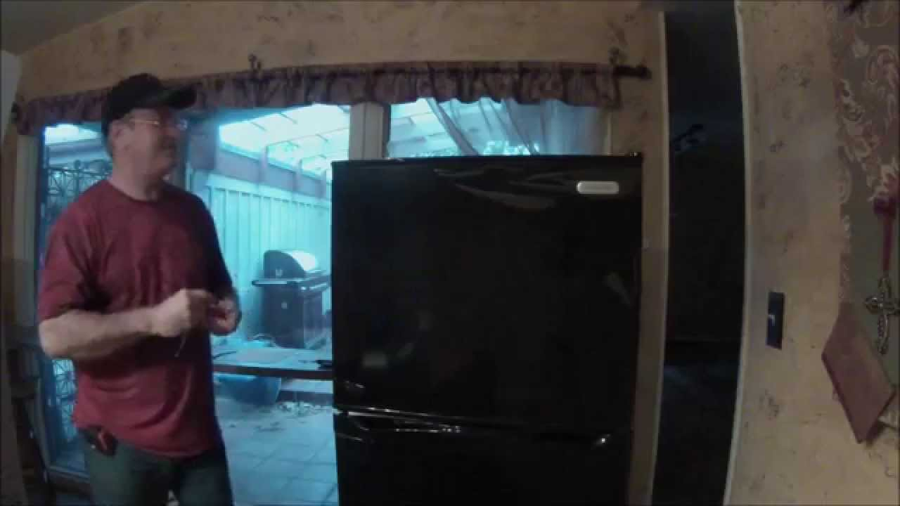 Open Box Review Of Vissani 9 Cu Ft Refrigerator From Home Depot
