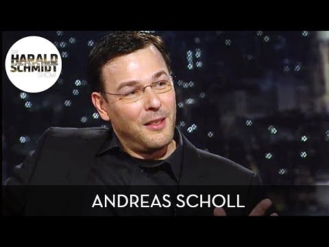 Andreas Scholl - Knabenstimme ohne Kastration | Die Harald S