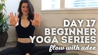 DAY 17/30 Beginner Yoga Series | Wrists & Ankles