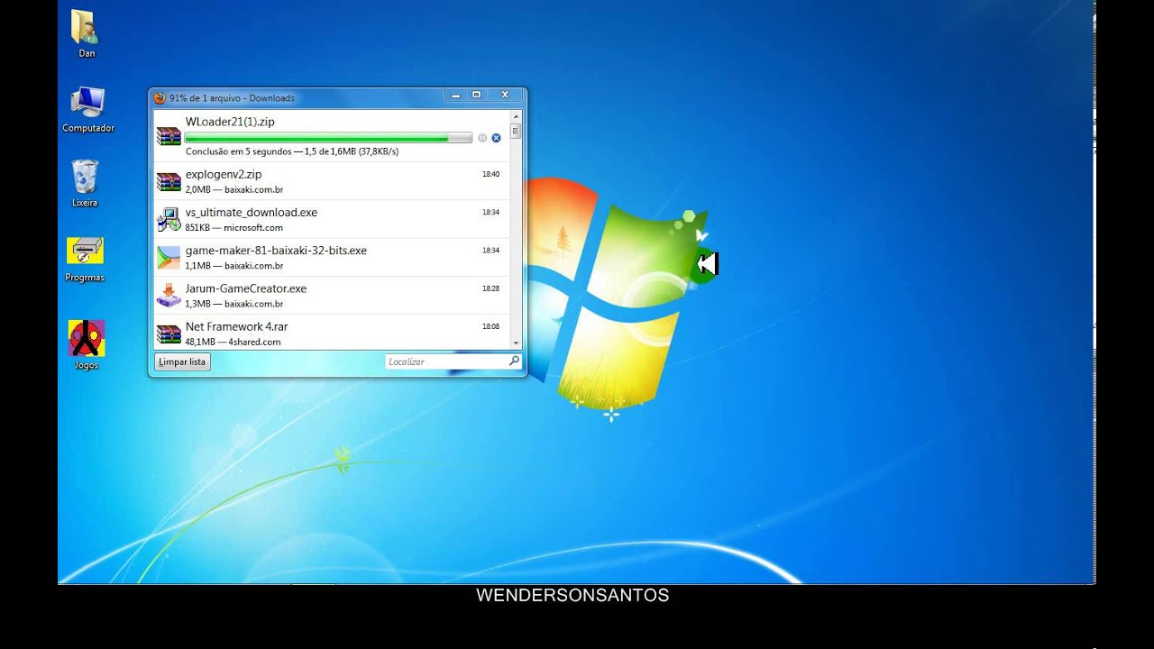 o ativador do windows 7 baixaki