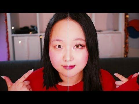 Сила Корейского Макияжа | Кореянка без косметики