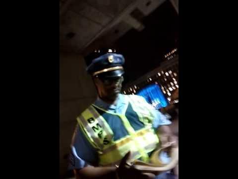 Boston City Hall Municipal Police Disgrace