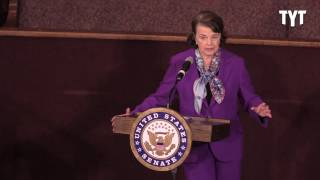 Dianne Feinstein: I Won