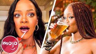 Top 10 Most Hilarious Rihanna Moments