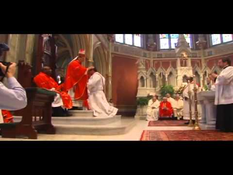 Priestly Ordination Mass of Jacob Almeter, Avery Hanna, Kevin O'Keefe