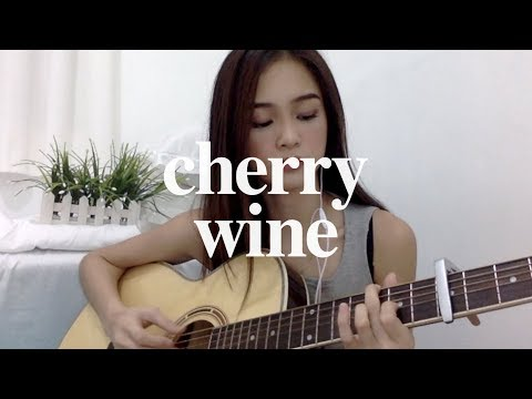 🍒 cherry wine - hozier 🍷 (cover by syd hartha)