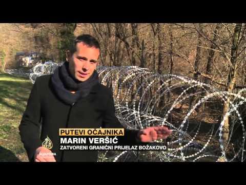 Slovenija: Svaki dan novih 500 metara žice