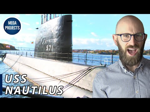 USS Nautilus: The First Nuclear Powered Submarine