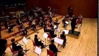 Banda Sinfónica Adagio Cantabile Arieñium de José Ignacio Blesa Llul