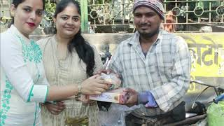 ASL FOUNDATION, DIWALI SWEETS DISTRIBUTION MARCH