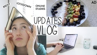 Baixar MASTER'S UPDATE & MY DILEMMA | QUARANTINE DAY IN THE LIFE VLOG (PART 4)