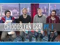 Chiodos — The PV Fan Q&A Part 1 (Interview)
