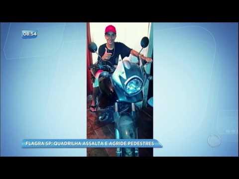 Reportagem do Dia: polícia prende quadrilha que assaltava pedestres no Grajaú (SP)